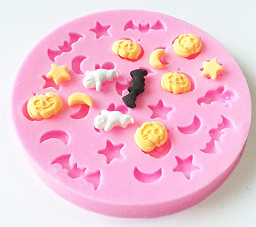 Halloween Silicone Baking Mold...