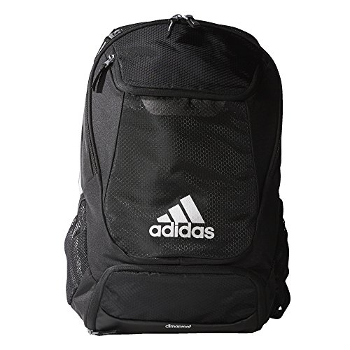 adidas Stadium Team Backpack, Black, One Size