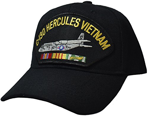 C-130 Hercules Vietnam War Cap, used for sale  Delivered anywhere in USA