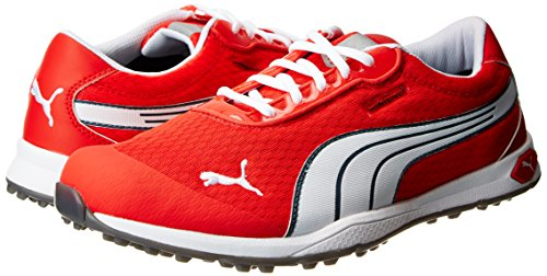 7658e5bd6522 PUMA Men s Biofusion Spikeless Mesh Golf Shoe - Import It All