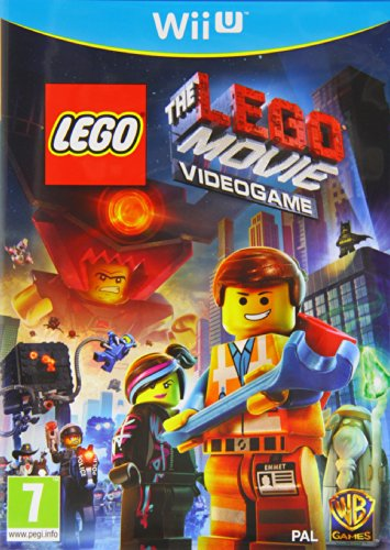 The Lego Movie Video Game Nintendo Wii U Game UK