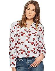 Equipment Womens Leema Long Sleeve Shirt
