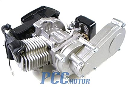 9L 49CC ENGINE w/TRANSMISSION POCKET MINI ATV BIKE SCOOTER EN03