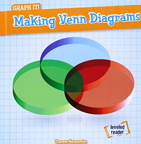 Venn Diagram Math - Making Venn Diagrams (Leveled Reader Math: Graph It!)