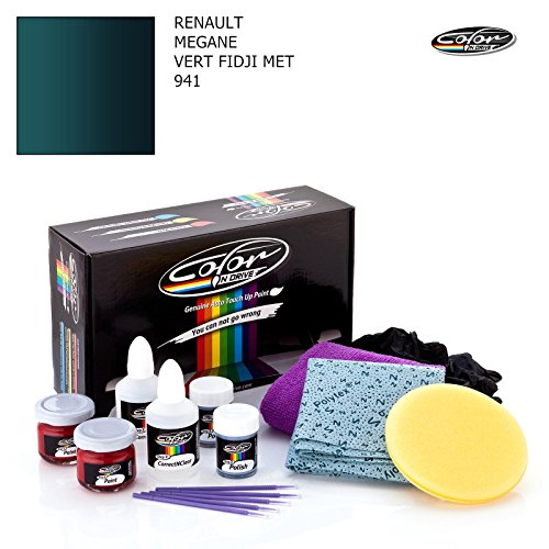 Price comparison product image RENAULT MEGANE / VERT FIDJI MET - 941 / COLOR N DRIVE TOUCH UP PAINT SYSTEM FOR PAINT CHIPS AND SCRATCHES / PRO PACK