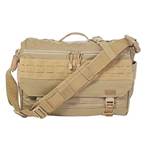 5.11 Tactical Rush Delivery Messenger Bag - Sandstone - One Size