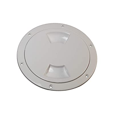 RV Designer E575, Access Hatch, 5 inch Internal Diameter, Compartment Hardware: Automotive