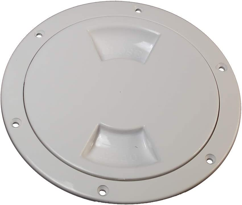 White RV Designer Collection E575 Access Hatch 5 I.D