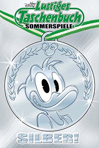 Lustiges Taschenbuch Sommerspiele 02: Silber