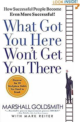 Marshall Goldsmith (Author), Mark Reiter (Author)(769)Buy new: $2.99
