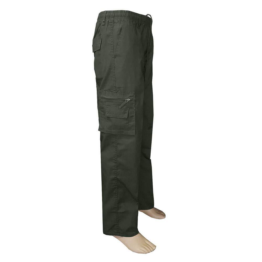 PASATO Fashion Men's Sport Jogging Fitness Pant Casual Loose Sweatpants Drawstring Pant, Clearance Sale