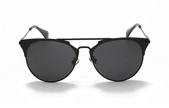 polarized mirrored aviator sunglasses  Amazon.com: GAMT Fashion Metal Crossbar Aviator Sunglasses Flat ...