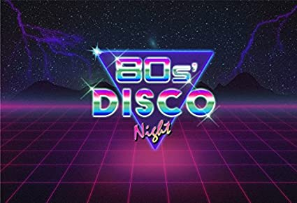 Amazon com : Yeele 5x3ft 80'S Party Backdrop Disco Night
