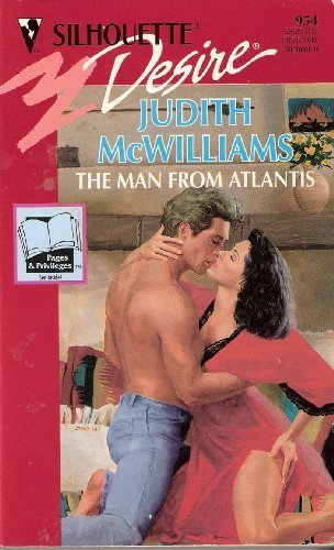 The Man From Atlantis  (Spellbound) (Silhouette Desire)