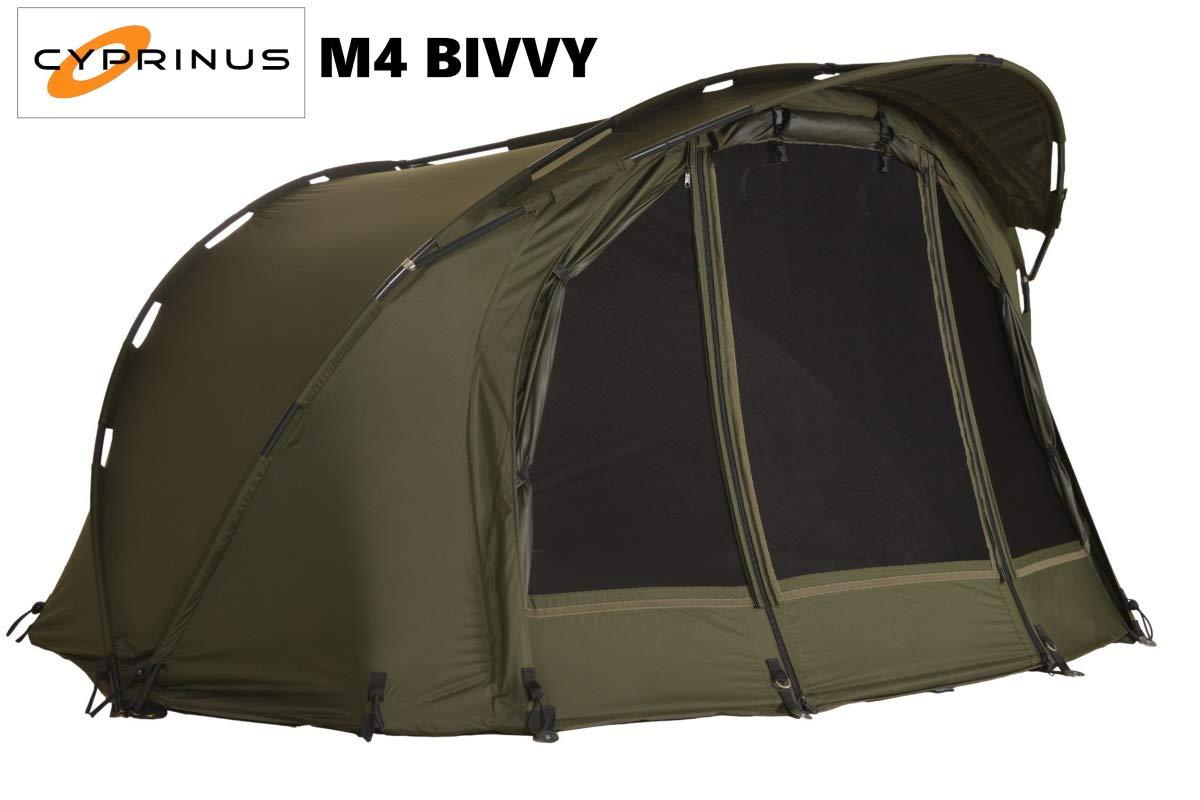 Cyprinus M4 Green Compact 2 Man Overwrap