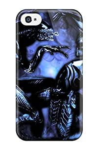 High-quality Durable Protection Case For Iphone 4/4s(alien)