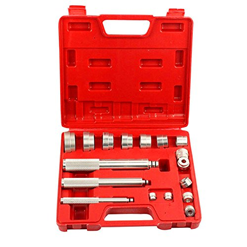 SPTTOOLS Aluminium Bearing Race And Seal Drivers Installation Removal Tool Kit