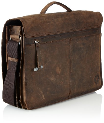 Richmond Briefbag Cuero Hombre Bolso Color Strellson De Xl Marr Mano ZwgPEqq0