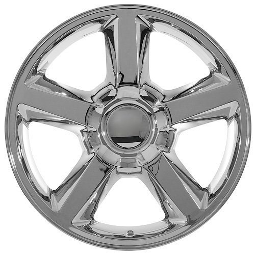 22 inch chrome chevy tahoe avalanche truck wheels rims buy online in uae usarim products in. Black Bedroom Furniture Sets. Home Design Ideas