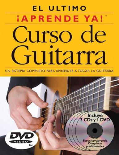 Aprende Ya! Curso De Guitarra Spanish Edition by Ed Lozano 2007-12 ...