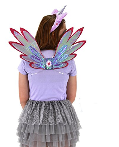 Elope My Little Pony Twilight Sparkle Costume Wings