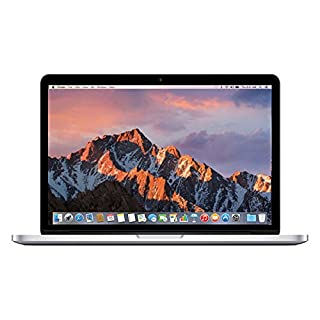 Apple MacBook Pro 13in i5 3.1GHz (MF843LL/A), 8GB Memory, 256GB Solid State Drive, MacOS 10.12 Sierra (Renewed)