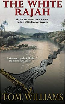 Book The White Rajah (The Williamson Papers)