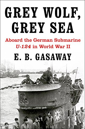 Amazon grey wolf grey sea aboard the german submarine u 124 grey wolf grey sea aboard the german submarine u 124 in world war fandeluxe Ebook collections
