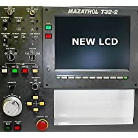 Replace MAZAK TR1259C CRT with NEW LCD monitor