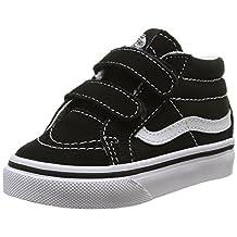 Vans Infant Patriot Blue SK8 Mid Reissue V Sneakers
