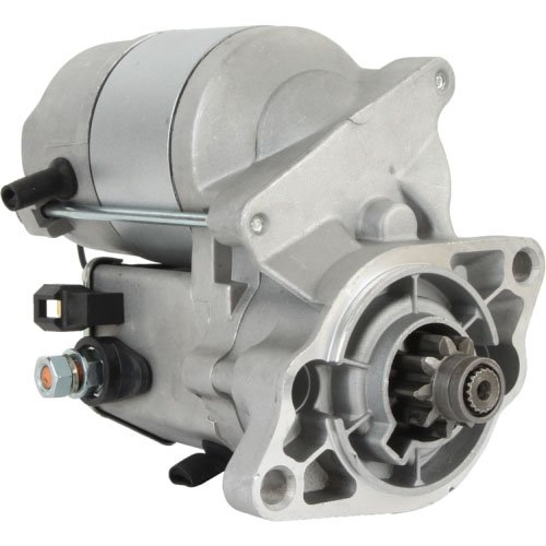 Starter Kubota - DB Electrical SND0356 Starter For Kubota V1405 Engine 1992-On, Kubota V1505-B Engine 1992-On, 12Volt, CW Rotation, OSGR Starter Type /16285-63010, 16285-63011, 16285-63012 / KT16285-6301-0