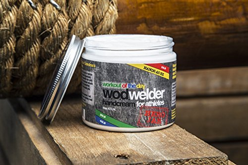 w o d welder Hands Cream Conditioning product image