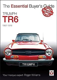 triumph tr6 operation manual official workshop manuals brooklands rh amazon com triumph tr6 service manual triumph tr6 workshop manual download
