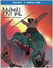 Genndy Tartakovsky's Primal: The Complete First Season (BD/Dig) [Blu-