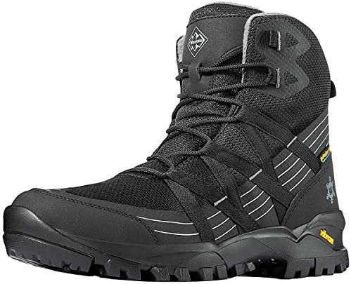 Wantdo Men s Waterproof Hiking Boots,Lightweight Ankle Boots for Outdoor Hiking Camping Hunting