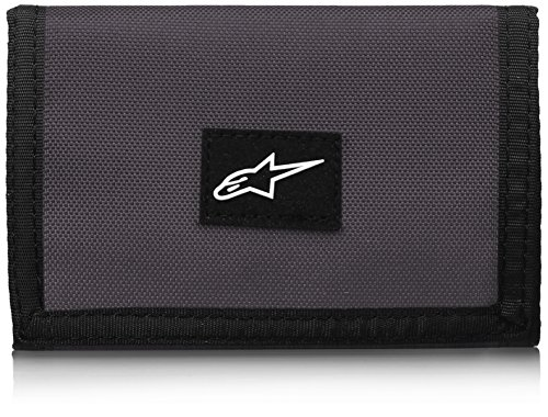 Homme Wallet Ceinture anthracite Alpinestars Trifold Friction Gris Iw8PP4qx
