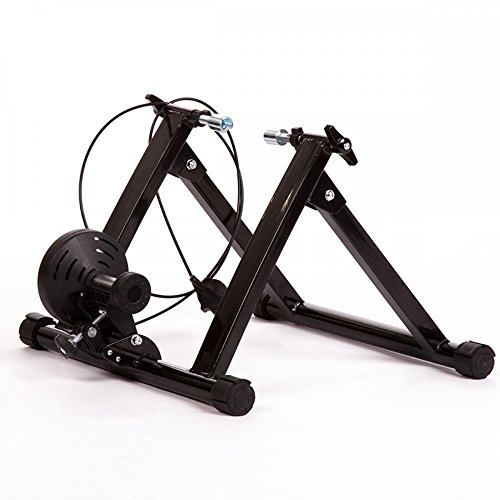 Magnetic Indoor Bicycle Bike Trainer Exercise Stand 5 levels of Resistance BT9 by Unknown