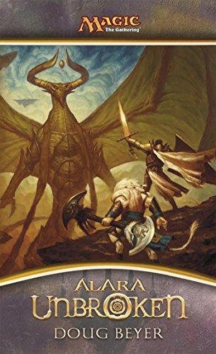- Alara Unbroken: A Novel of Magic: The Gathering