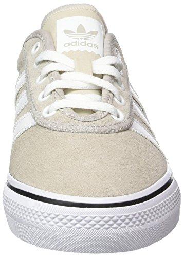 adidas Adi-Ease, Men's Trainers Beige - Beige (Ftwr White/Mist Stone F15-st/Shock Green S16)