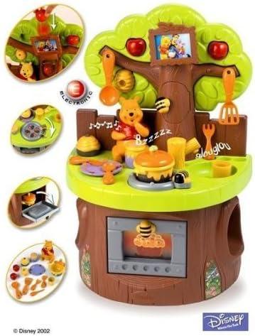 Disney Winnie The Pooh Children Kids Bedroom Carpet Child Play Kitchen Amazon De Spielzeug