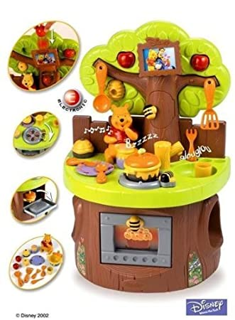 Disney Kinderküche / Spielküche - WINNIE THE POOH: Amazon.de ...