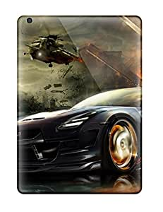 Top Quality Case Cover For Ipad Air Case With Nice Nisaan Gtr Race Appearance