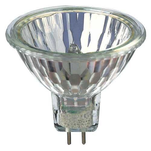 EXT bulb Osram Sylvania MR16 50w 12v SP10 GU5.3 FG Halogen Light Bulb