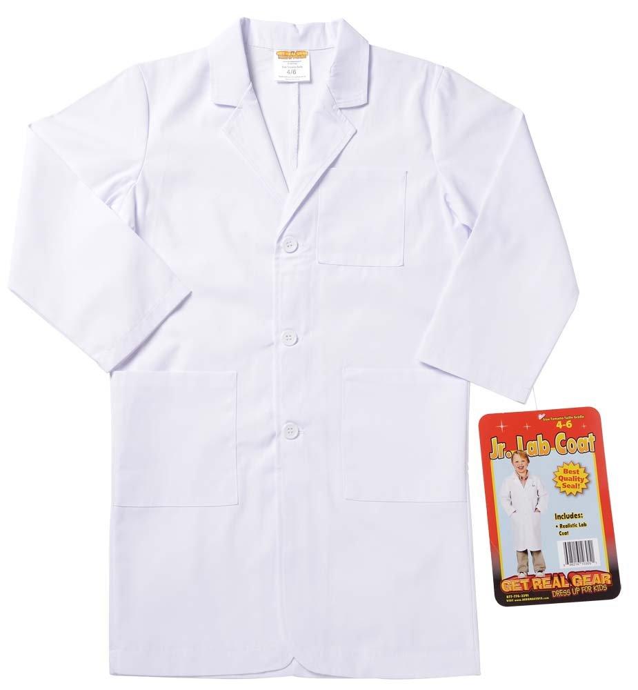 Aeromax Jr. Lab Coat, 3/4 Length (Child 2-3) by Aeromax (Image #4)