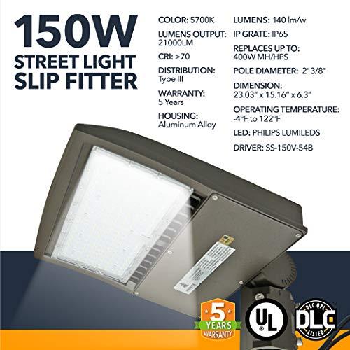 Residential Led Pole Lights