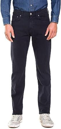 Carrera Jeans - Pantalón 700 para Hombre, Estilo Recto, Color Liso, Tejido Bull Denim, Ajuste Regular, Cintura Normal: Amazon.es: Ropa y accesorios