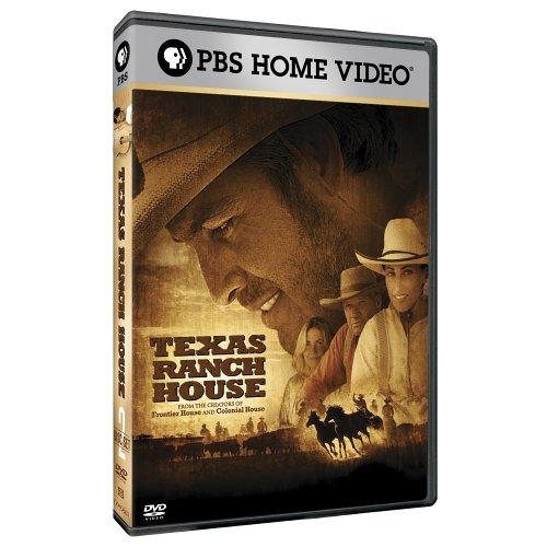 DVD : Texas Ranch House (2PC)