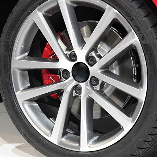 Amazon.com: Tapones de llantas centrales de rueda de auto ...