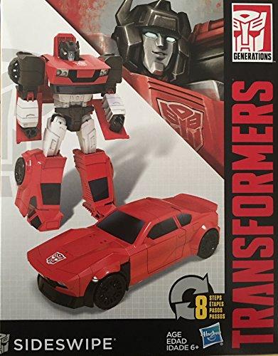 Transformers Generations Cyber Battalion Sideswipe