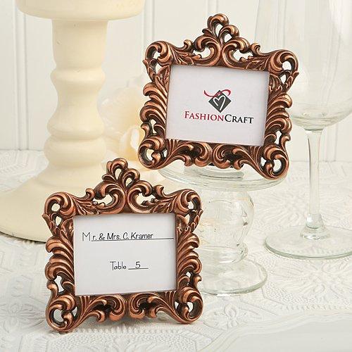 Vintage Baroque-style frame favor, 25
